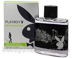 Playboy Sexy Hollywood after shave охлаждающий лосьон после бритья 100 ml