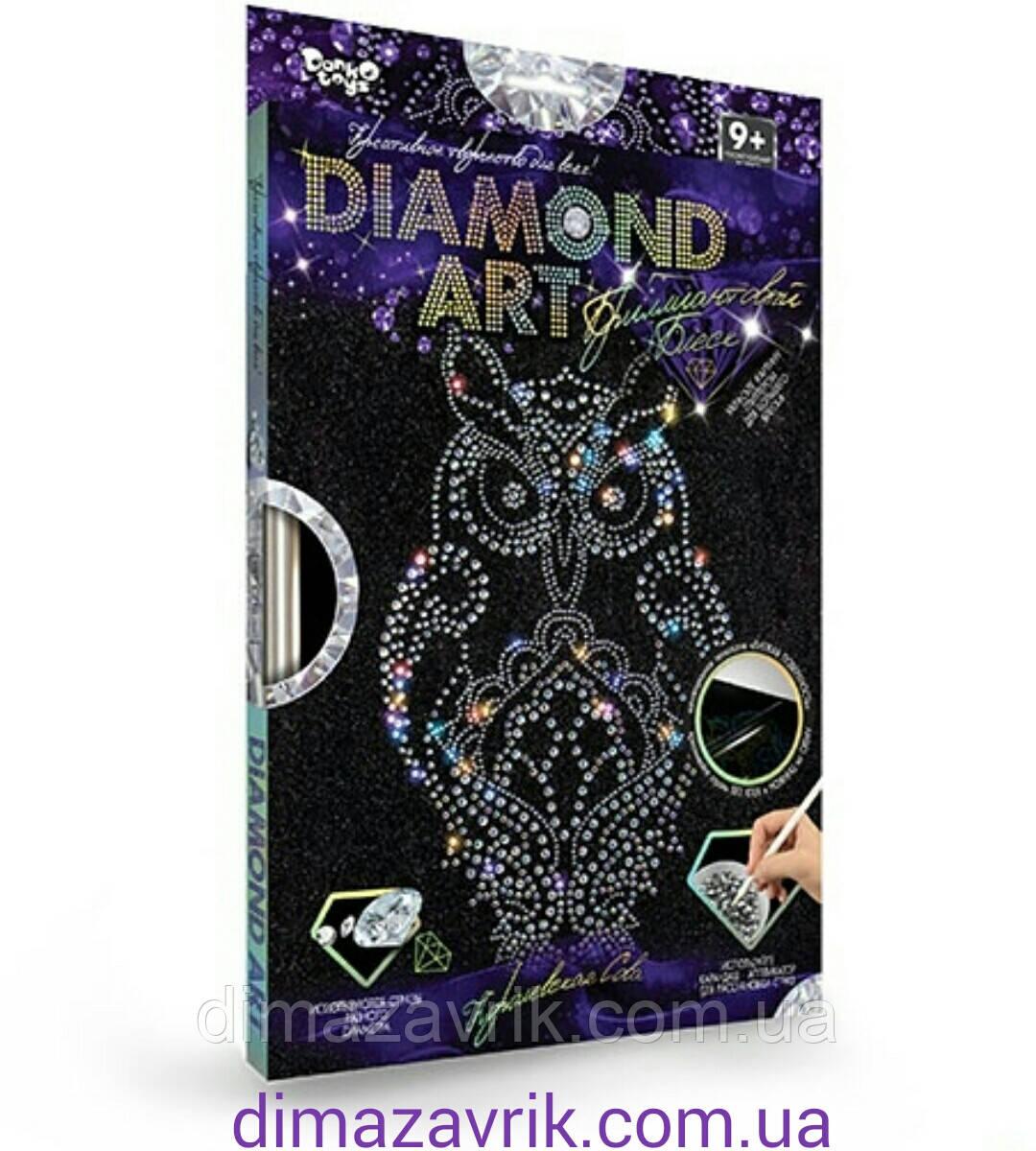 """Набор для творчества """"Diamond Art"""""""