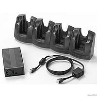 Зарядное устройство, (4-х slot) Кредл для ТСД Motorola МС3090, MC3190 (CRD3000-401CES)
