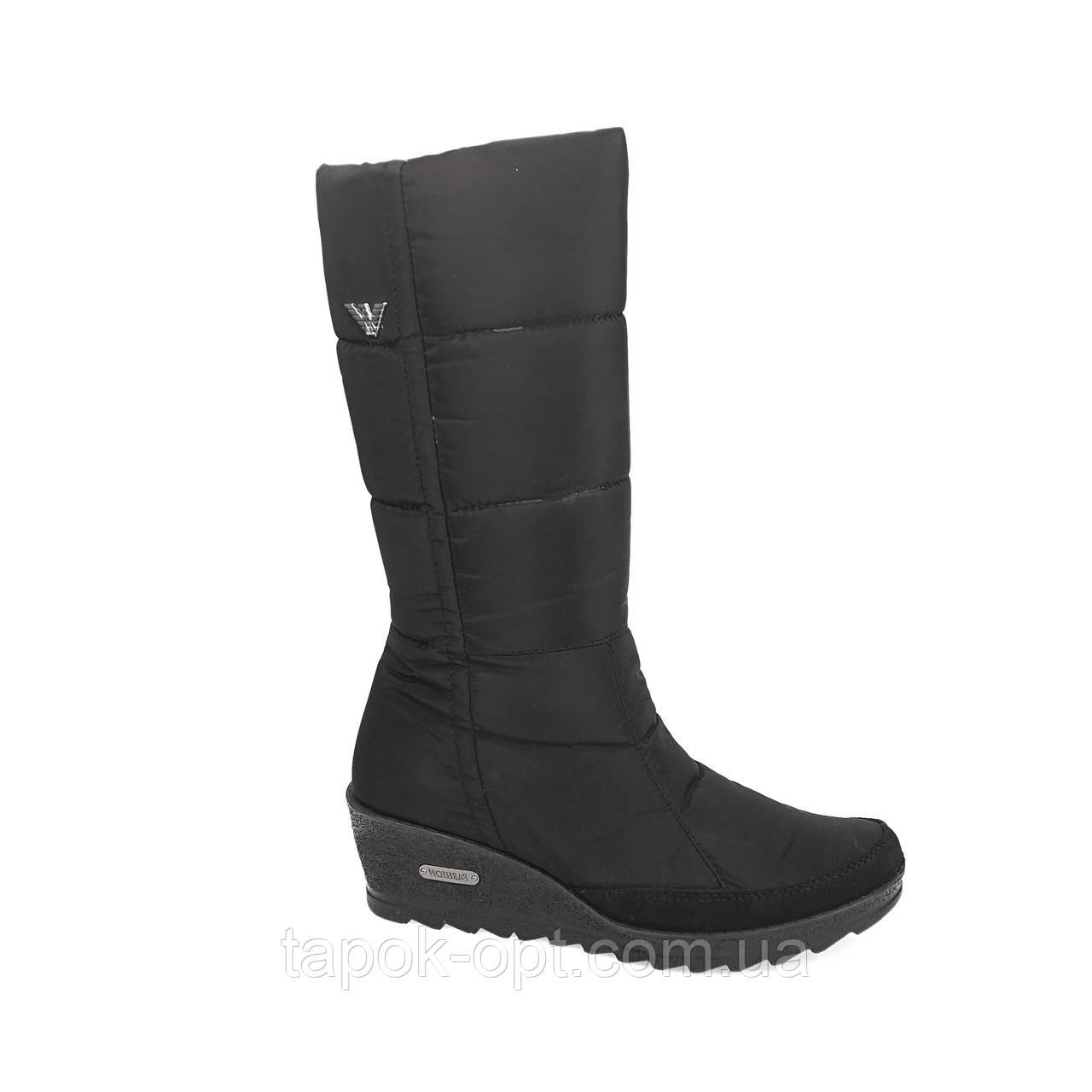 Сапоги женские утеплённые Прогресс - Оптовый интернет-магазин качественной  и недорогой обуви Сланчик в Житомире 0b45e305b8804