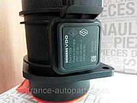 Датчик массового расхода воздуха (расходомер) Рено Кенго 2 1,5DCI после 2008г 8200280060