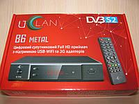 Тюнер U2C B6 Metal (спутниковый ресивер HD)