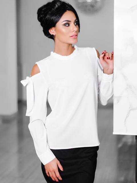 5ed338adeb1 Женская красивая блузка длинный рукав -