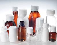 Флаконы пластиковые бутылочки от 1 мл до 500 мл, тара, канистры от 1 литра до 20 литров оптом*