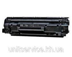 Заправка картриджа HP CE278A для принтера LJ P1566, 1606DN, M1536dnf