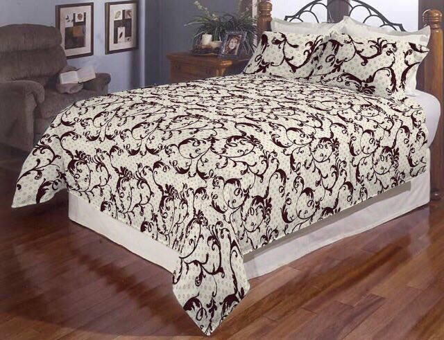 Постільна білизна двоспальне Вензельное плетіння Gold