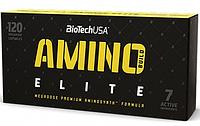 BioTech USA   AMINO BUILD ELITE 120 caps.