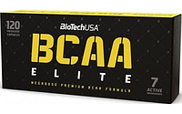 BioTech USA     BCAA ELITE 120 caps.