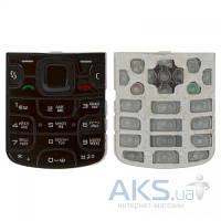 Клавиатура (кнопки) Nokia 5320 Black