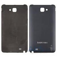 Задняя часть корпуса (крышка аккумулятора) Samsung N7000 / i9220 Galaxy Note Original Blue