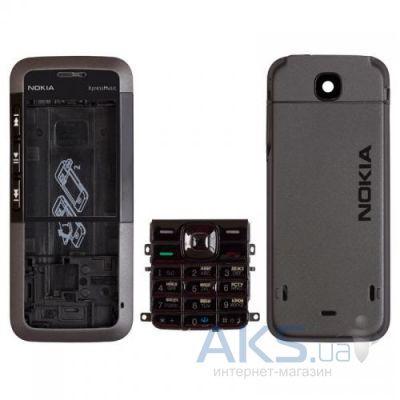 3ea483242e9a Корпус Nokia 5310 с клавиатурой Black, цена 124 грн., купить в Киеве ...