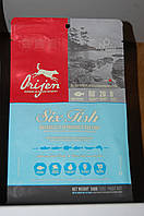 Сухой корм  Origen Dog Six Fish, 0,34кг