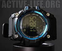 Спортивные часы Skmei Smart ( bluetooth) watch. 1227 (blue ) New 2017 Гарантия! , фото 1