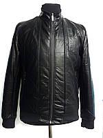 Куртка осень-весна  кожзам Philipp Plein