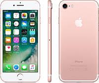 Смартфон Apple iPhone 7 Rose Gold 2/32gb Оригинал Neverlock  Гарантия 6 мес+стекло и чехол!  , фото 1