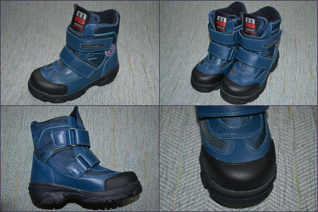 Демисезонные ботинки minimen 621-43-5B фото