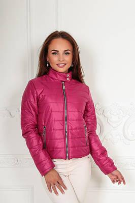 4b566a0b0f7d Женская демисезонная куртка на синтепоне 42 44 46  продажа, цена в ...
