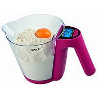 Весы кухонные 3кг Scarlett SC-1214