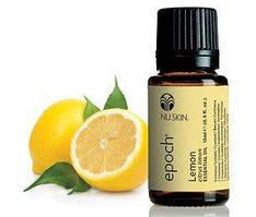 """Ефірне масло """"Лимон"""" Nu Skin Epoch Lemon Essential Oil, США"""