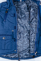 Модная осенняя куртка- парка на мальчика Размеры 30- 38, фото 2