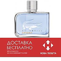 Lacoste Essential Sport Blue Men 125ml