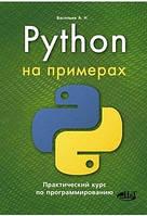 Алексей Васильев Python на примерах. Практический курс по программированию