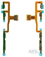 Шлейф для Sony C6502 L35h Xperia ZL, C6503 L35i Xperia ZL c кнопкой включения, боковыми клавишами