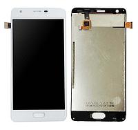 Оригинальный дисплей (модуль) + тачскрин (сенсор) для Blackview A9 Pro (белый цвет)