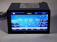 Магнитола Pioneer 7101A 2din GPS цветная камера и TV антенна, фото 1