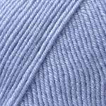 Пряжа Ярнарт Супер мерино Super Merino , №271, голубой