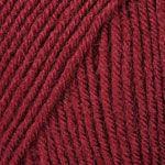 Пряжа Ярнарт Супер мерино Super Merino , №999, бордо