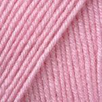 Пряжа Ярнарт Супер мерино Super Merino, №6509, розовый