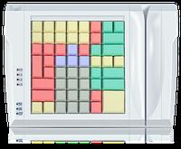 POS клавиатура LPOS-II-064 со считывателем магнитных карт