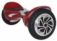 Гироскутер Smart Balance DIAMOND с колесами 8 дюймов (красный)