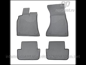 Коврики автомобильные для Audi A5 2009- Sportback полиуретан Норпласт