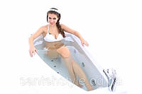 Акриловая ванна ТРИТОН БЕЛЛА 1400х750х600 (Правая)
