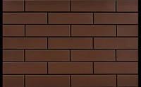 BROWN ELEWACJA СТЕНА 6,5x24,5cm  Фасадная плитка