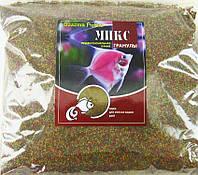 Корм для рыб Золотая рыбка Гранулы микс 1 кг
