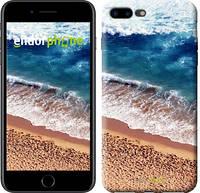 """Чехол на iPhone 7 Plus Берег моря """"3041c-337-8079"""""""