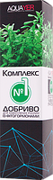 AQUAYER удобрения Комплекс №1 для Живого грунта, 250мл