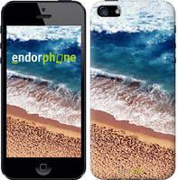 "Чехол на iPhone SE Берег моря ""3041c-214-8079"""