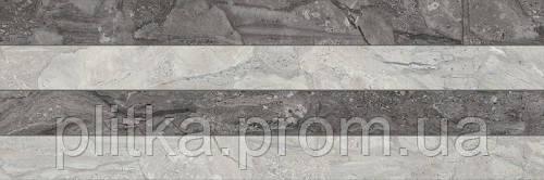 Плитка DREIRE LAMIA CARBONE ДЕКОР 280х850, фото 2