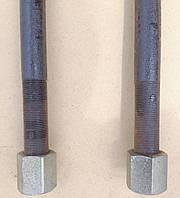 Стремянка задньої ресори ЗІЛ-130 / причіп КАМАЗ/ з гайкою L-500 мм. 130-2912408