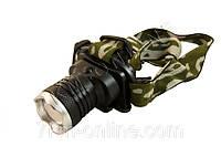 Налобный фонарь Bailong BL - 6809