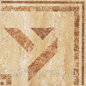 Плитка ALTEA ANGULO BEIGE ДЕКОР 150х150, фото 2
