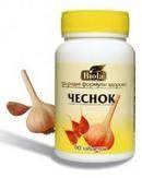 Чеснок - таблетки — 90 таб - Даника, Украина