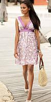 Платье узорное H&M, Размер: 36 (S)
