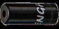Колпачок Bengal CAPB1BK на тормозную рубашку, алюм., цв. анодировка, совместим с 5мм рубашкой, черный, 50шт