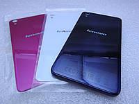 Задняя крышка Lenovo S850 blue, white, pink, original