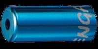 Колпачок Bengal CAPB1BL на тормозную рубашку, алюм., цв. анодировка, совместим с 5мм рубашкой, синий, 50шт